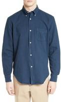 Our Legacy Men's Linen & Cotton Sport Shirt