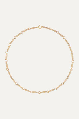 Pascale Monvoisin Gisele 9-karat Gold Necklace