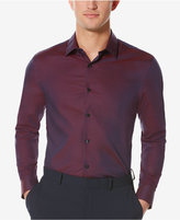 Perry Ellis Men's Big & Tall Non-Iron Long-Sleeve Shirt