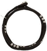M. Cohen knotted wrap bracelet