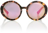 Taylor Morris Tortoise Mirror Vivien Sunglasses