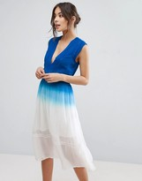 Adelyn Rae Ombre Dress