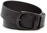Diesel Genuine Cowhide Leather Buckle Belt