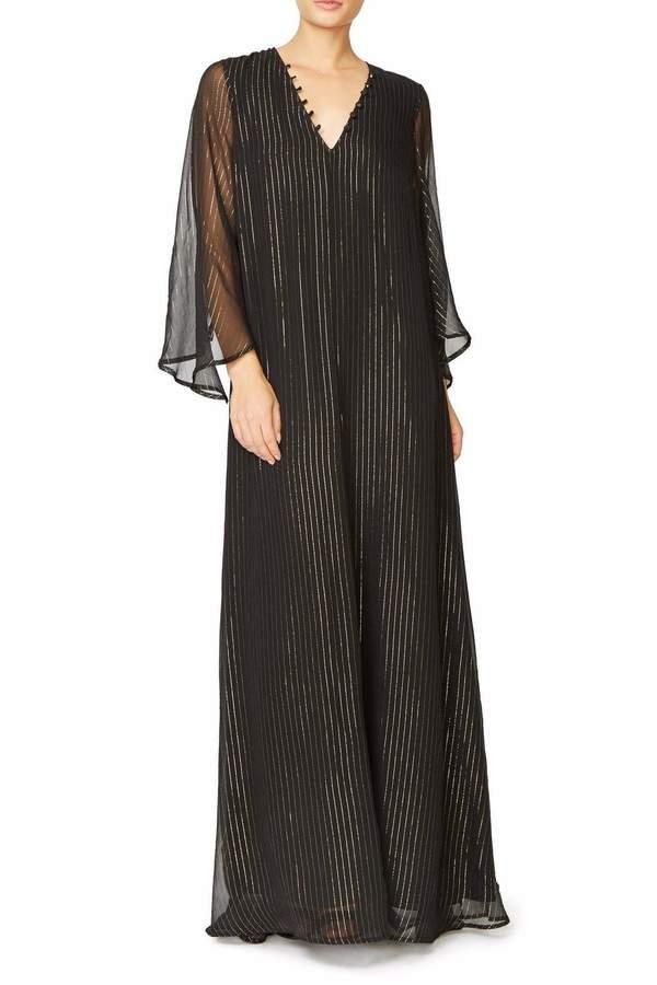 Rachel Pally Eneko Maxi Black Dress