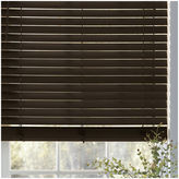 JCP HOME JCPenney HomeTM Custom 2 Faux-Wood Horizontal Blinds