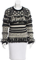 Yigal Azrouel Wool & Alpaca-Blend Sweater
