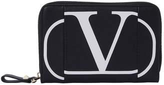 Valentino Garavani Go Logo pouch