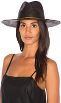 Brixton Sandoz Hat in Black. - size M (also in S,XS)