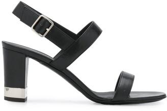 Giuseppe Zanotti Leather Strap Sandals