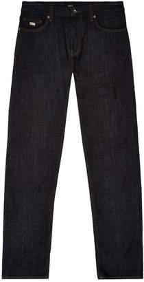 BOSS Dark Wash Skinny Jeans