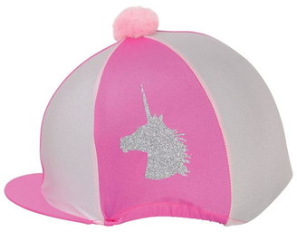 Hy Unicorn Glitter Hat Cover