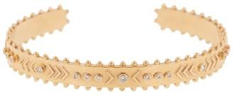 Marlo Laz Arrow Rawa Cuff Bracelet