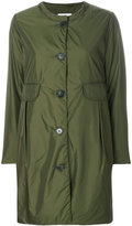 Aspesi fitted button-down coat