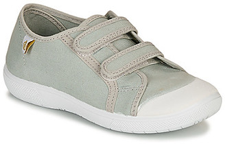 Citrouille et Compagnie GLASSIA girls's Shoes (Trainers) in Grey