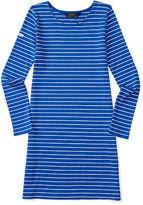 Ralph Lauren 7-16 Striped Ponte Dress