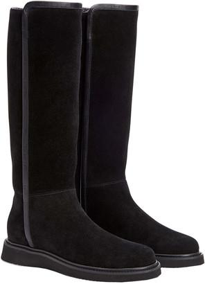 Aquatalia Ciara Weatherproof Suede Boot