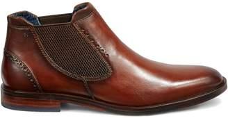Bugatti Rainel Leather Chelsea Boots