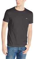 Lacoste Men's Short Sleeve Pima Crewneck Tee