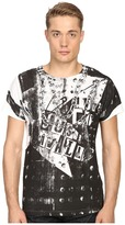Just Cavalli Regular Fit Jersey T-Shirt Men's T Shirt