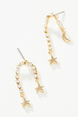 Shashi Falling Star Drop Earrings