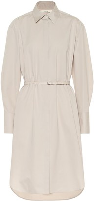 The Row Sonia cotton dress