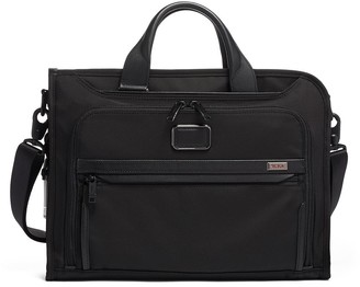 Tumi Deluxe Portfolio laptop bag