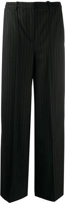 LOULOU STUDIO Sulana striped tailored trousers