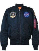 Alpha Industries 'NASA MA-1' flight jacket