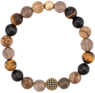 Nialaya Jewelry multi-stone bracelet