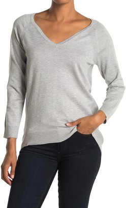 Cyrus V-Neck Knit Sweater