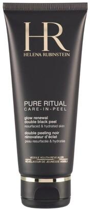 Helena Rubinstein Pure Ritual Care-In-Peel Glow Renewal Double Black Peel