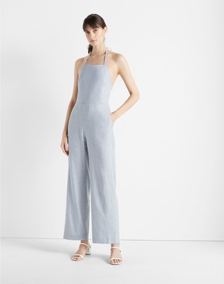 Club Monaco Backless Jumpsuit