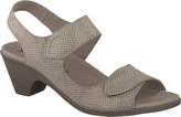 Mephisto Women's Cecila Quarter Strap Sandal