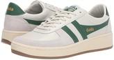 Gola Grandslam 78' (Off-White/Green/Gum) Men's Shoes