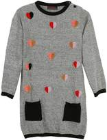 Catimini Heart Sweater Dress