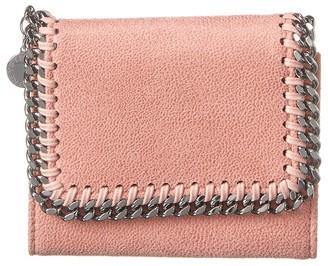 Stella McCartney Falabella Small French Wallet