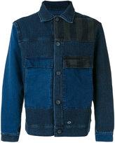 Bleu De Paname double pocket denim jacket