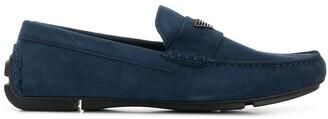 Emporio Armani Slip-On Loafers