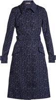 Bottega Veneta Printed trench coat