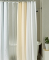 Charter Club CLOSEOUT! Bath Accessories, Shower Curtain Fabric Liner