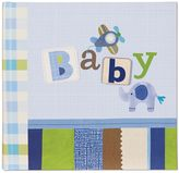 "Gibson C.R. Boy Oh Boy ""Baby"" Slim Bound Photo Journal Album in Blue"
