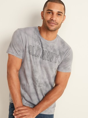 Old Navy Soft-Washed Logo-Graphic Tee for Men