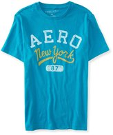 Aeropostale Men's New York Logo Graphic T 7891