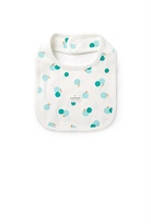 Country Road Scatter Apple Bib