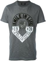Diesel 'MM St. Smile T-Diego HM' T-shirt