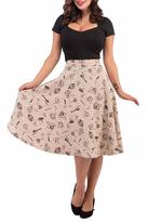 Steady Clothing Kitschy Camper Skirt