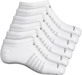 New Balance No-Show Core Cotton Socks - 6-Pack, Below the Ankle (For Men)
