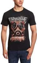 Bravado Bullet For My Valentine - Gas Mask Men's T-Shirt