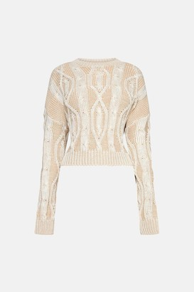 Coast Knitted Long Sleeve Jumper