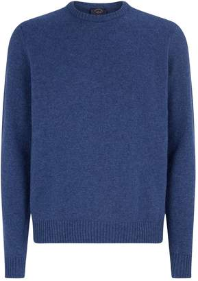 Paul & Shark Colours of Shetland Knit Sweater